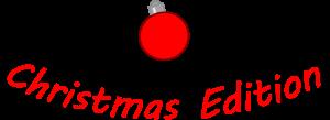 Monopoly Run Christmas Logo